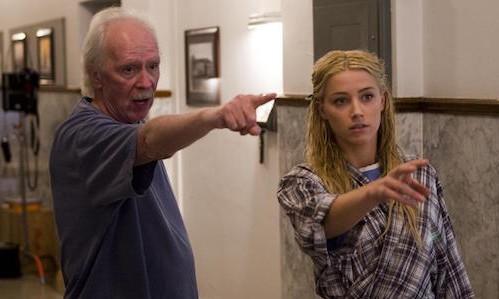 John Carpenter and Amber Heard - The Ward