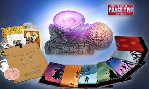Marvel Cinematic Universe - Phase 2 Collection