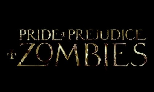 Pride And Prejudice And Zombies logo