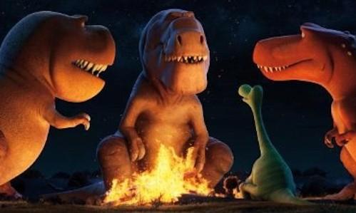 The Good Dinosaur - T-Rex