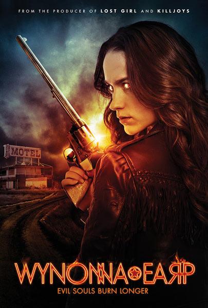Wynonna Earp Temporada 1  720p  Ingles/Subtitulado
