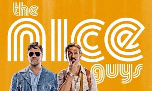 The Nice Guys - Russell Crowe - Ryan Gosling