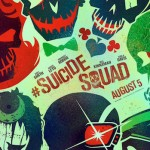 Bam! SUICIDE SQUAD New Posters Have Arrived! Stay Tuned For NEW Trailer Tuesday Night!