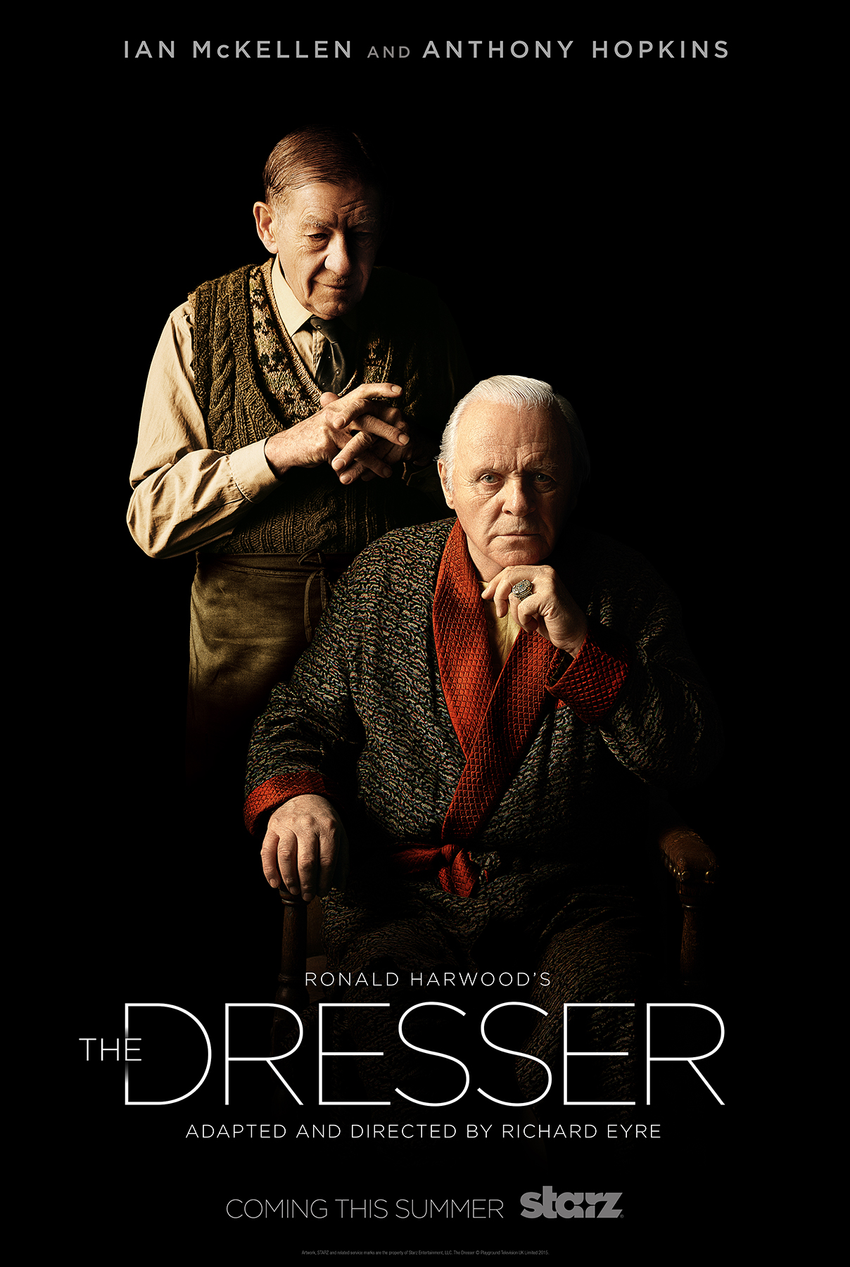 The Dresser Image And Key Art