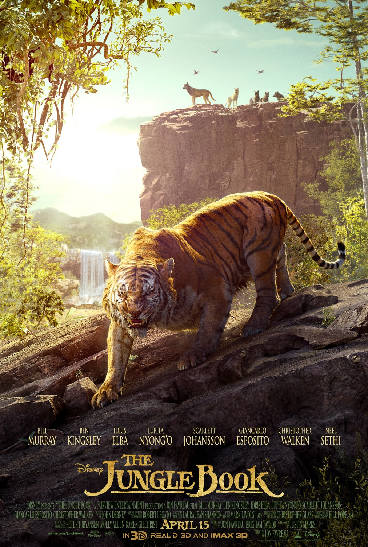live jungle book movie