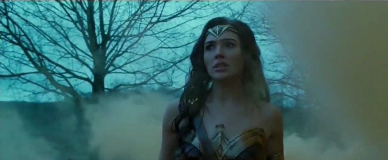 Enjoy These Screenshots Of That Wonder Woman Movie First Footage