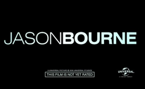 Jason Bourne logo
