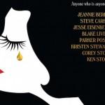 Teardrop In This CAFE SOCIETY Poster. Starring Kristen Stewart And Jesse Eisenberg