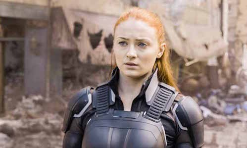 Sophie Turner X Men