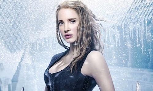 The Huntsman - Winter's War -Jessica Chastain