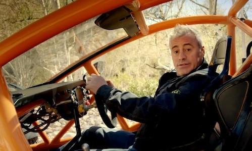 Top Gear - Matt LeBlanc