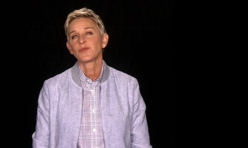 Ellen DeGeneres - Red Nose Day