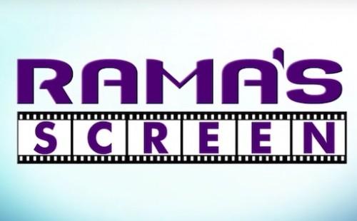 Rama's Screen logo