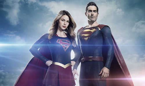 Superman in Supergirl series