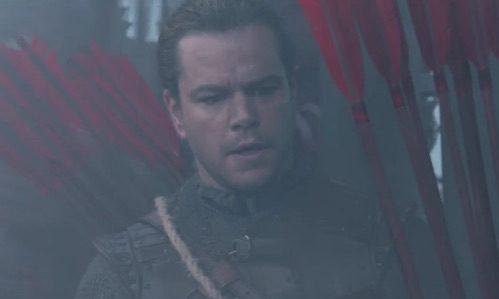 The Great Wall - Matt Damon