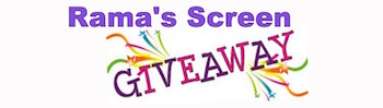 Rama's Screen Giveaway!