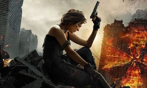 Resident Evil - The Final Chapter