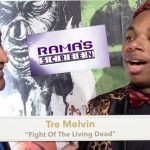 VIDEO: 'Fight Of The Living Dead' Red Carpet Interviews With Tré Melvin, Brandon Bowen, And More