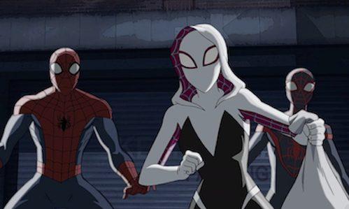 Ultimate Spider-Man - Spider-Gwen