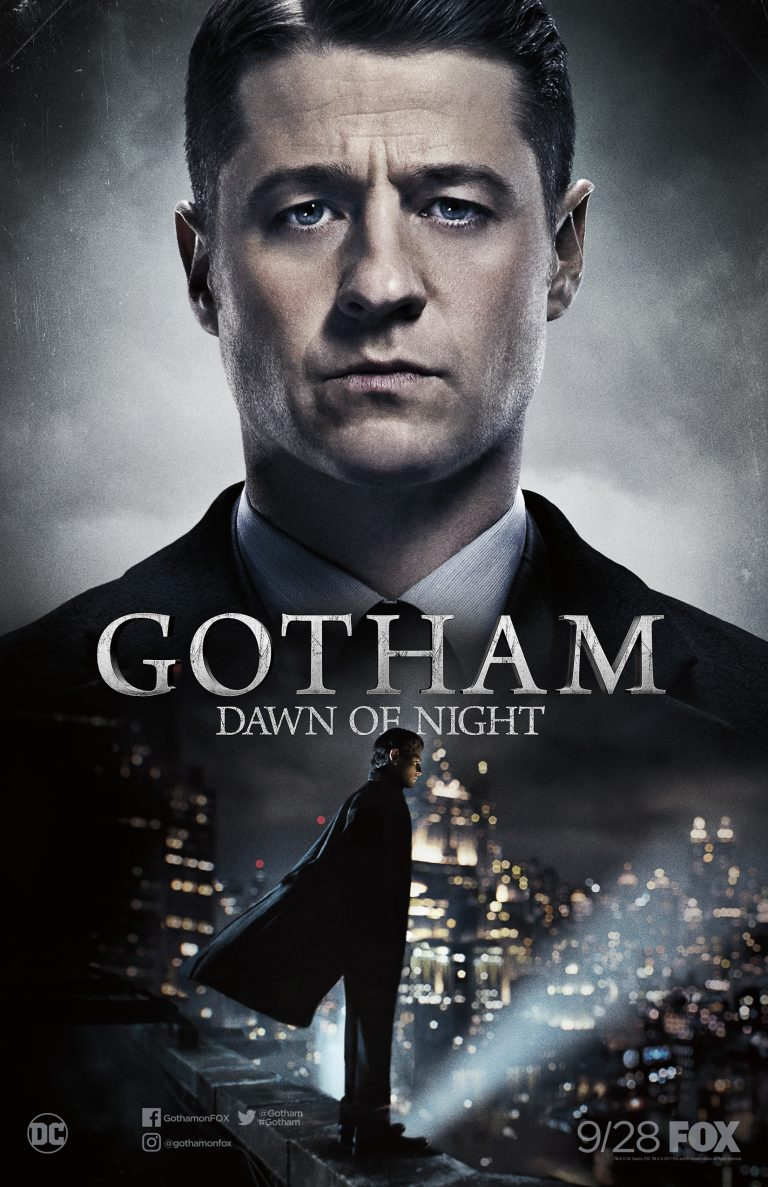 Television Gotham Was Developed By Bruno Heller The Mentalist Rome Who Executive Produces With Danny Cannon Nikita CSI John Stephens Gilmore Girls