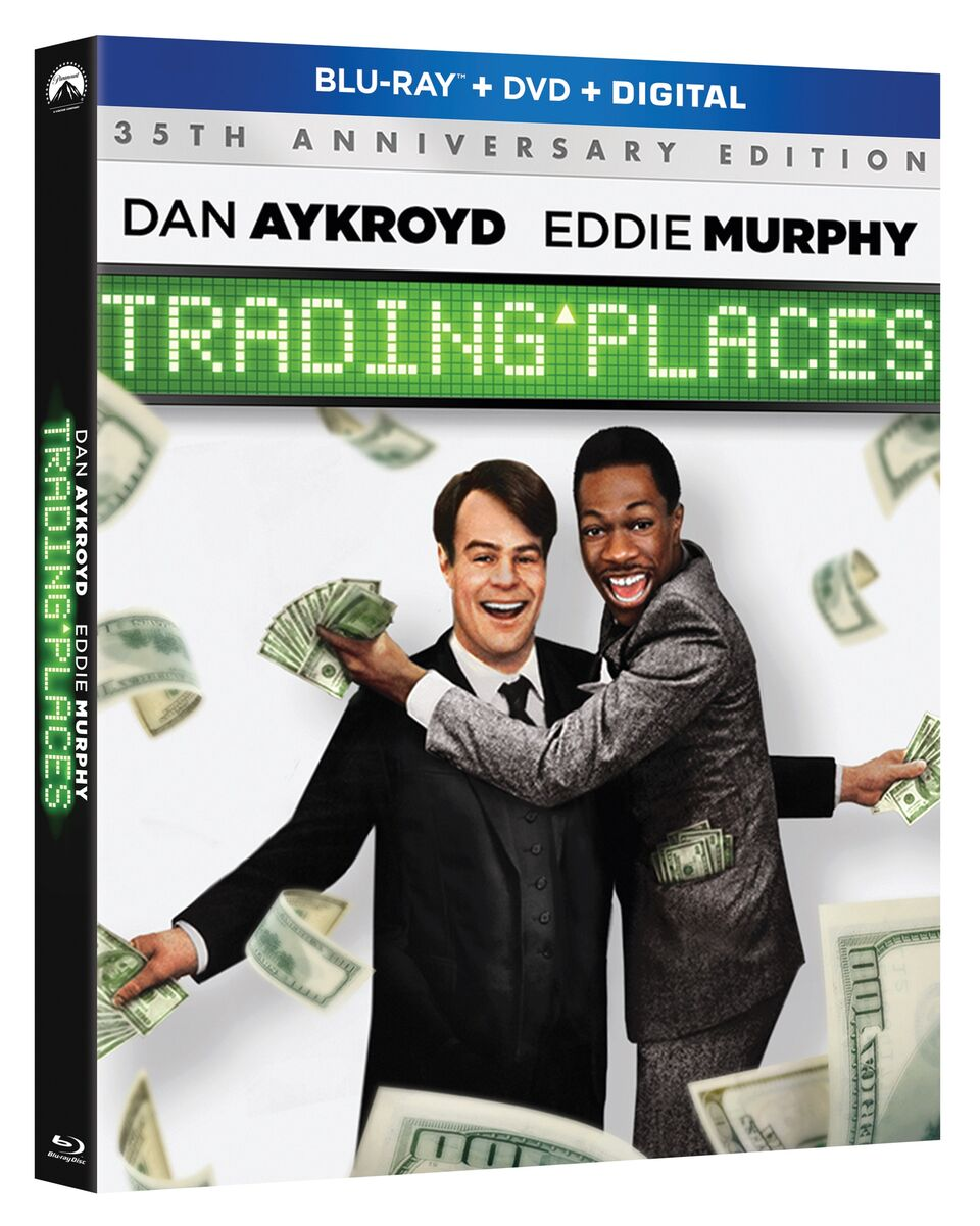 Eddie Murphy's Classics, TRADING PLACES (35th Anniv.) and ...