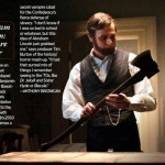 Awesome! New Image Of ABRAHAM LINCOLN: VAMPIRE HUNTER With An Axe