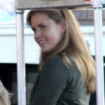 Awesome! First Photos Of Amy Adams As Lois Lane On The Set Of MAN OF STEEL