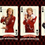 THE INCREDIBLE BURT WONDERSTONE Banner And Character Posters