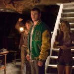 UPDATED!! THE CABIN IN THE WOODS Brand New Trailer Featuring Thor.. Well, Not Quite!