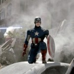 New AVENGERS Featurette Shows More Cap And Hulk