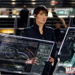 These 2 New AVENGERS Image Show Cobie Smulders a.k.a Agent Maria Hill