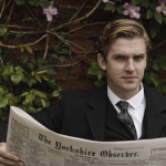 DOWNTON ABBEY Star, Dan Stevens May Have A WALK AMONG THE TOMBSTONES With Liam Neeson