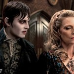 Add A Funny Caption For This New Image Of DARK SHADOWS Featuring Johnny Depp And Michelle Pfeiffer