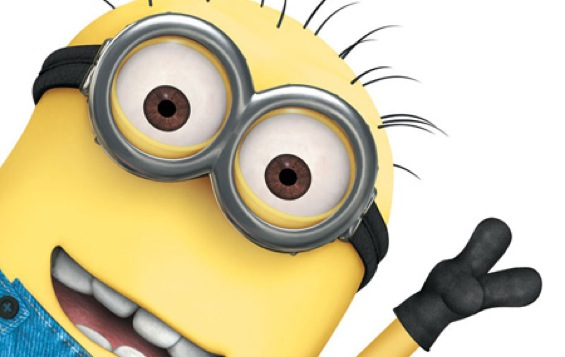Minions are on their way. There's an island full of them. Here is ...