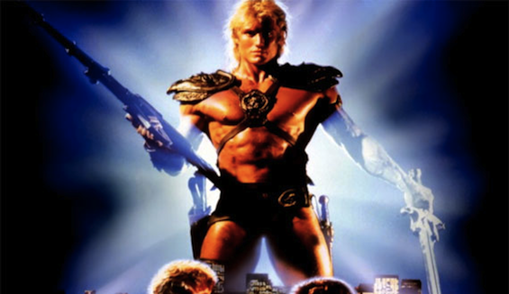 Master Universe Movie Masters of The Universe Reboot
