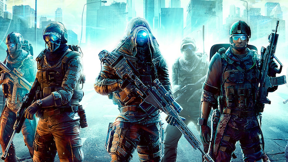 Michael Bay – WB – Ubisoft – Developing Tom Clancy's GHOST RECON