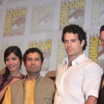 Photos From Comic-Con '11 Panel For IMMORTALS. Henry Cavill Is The Right Man To Play The New SUPERMAN!
