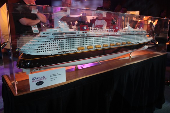 Cruise Ship Miniature New Cruise Ship Fantasy
