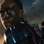 Bam! IRON MAN 3 Poster With Don Cheadle As Iron Patriot