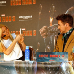 Look At These Photos Of Gwyneth Paltrow And Robert Downey, Jr. Promoting IRON MAN 3 In Munich
