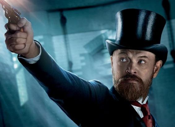 Jared Harris - Sherlock Holmes - A Game Of Shadows