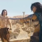JOHN CARTER Airborne Escape Clip