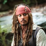 Watch Johnny Depp As Jack Sparrow Again For THE LEGEND OF CAPTAIN JACK SPARROW Attraction!