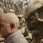 JOHN CARTER New Clip: Canyon Escape
