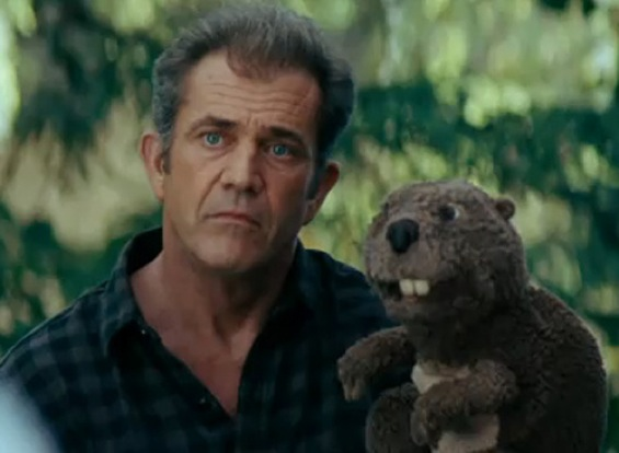 mel gibson beaver. Mel Gibson is in it,