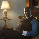 Michael Kenneth Williams Spends 12 YEARS A SLAVE