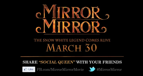 MIRROR MIRROR On The Wall, Watch This Social Queen Video
