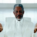 Morgan Freeman Joins Universal's OBLIVION Starring Tom Cruise