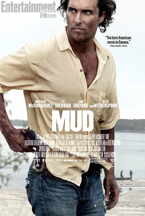 Mud poster - Matthew McConaughey