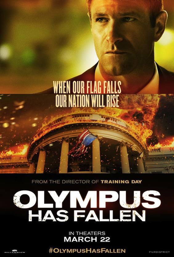 Olympus Has Fallen - Aaron Eckhart